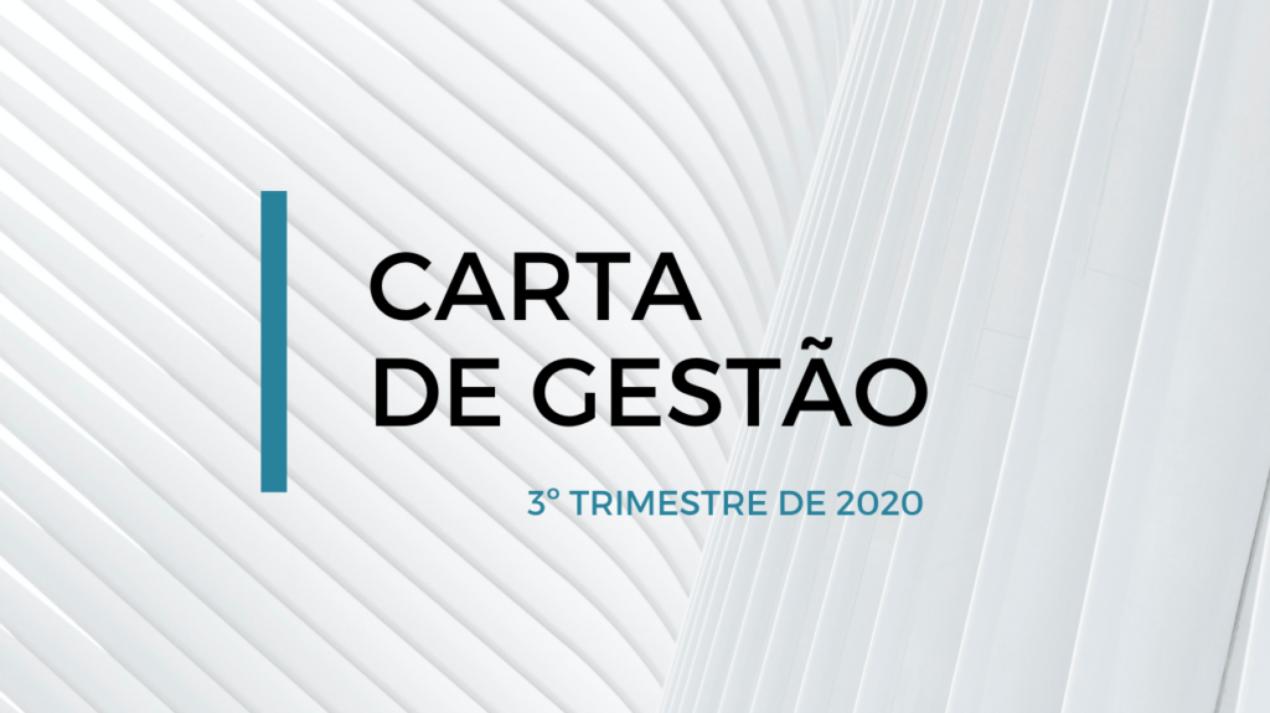 CARTA DE GESTÃO - A1 HEDGE FIC FIM - 3º Trimestre de 2020